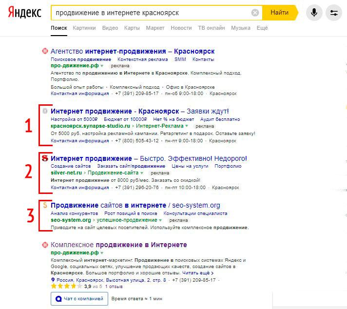 Яндекс продвижение интернет сайтов управляющая компания альфа групп ярославль сайт